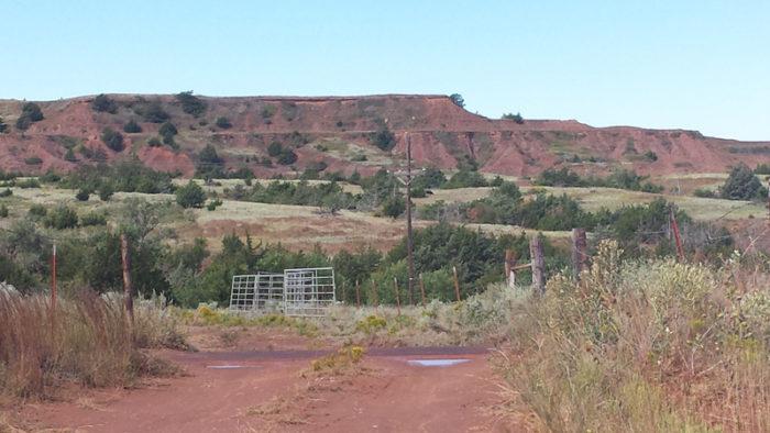 6. Gypsum Hills Scenic Byway