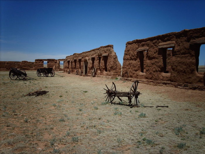 Optional Stop: Fort Union National Monument
