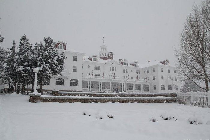 1. Stanley Hotel (Estes Park)