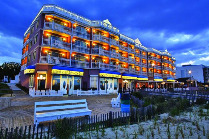 Boardwalk Plaza Hotel Rehoboth Beach
