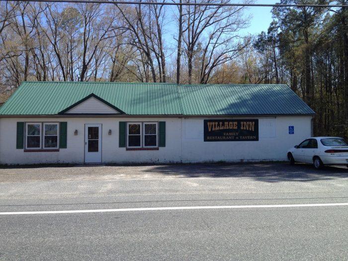 7. Village Inn, Parsonsburg