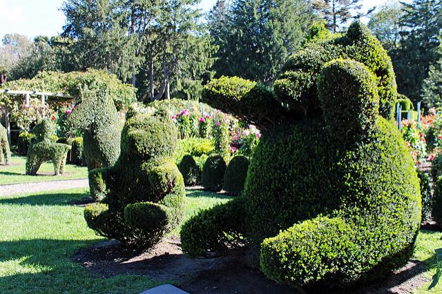 4. Green Animals Topiary Garden, Portsmouth