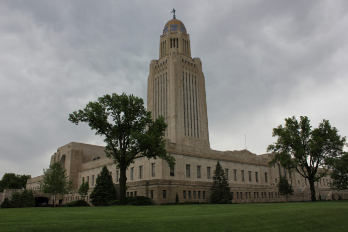 9. The Capitol Building, Lincoln