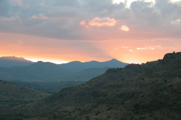 So if ever you're lost and need to find yourself, look no further than the Davis Mountains...