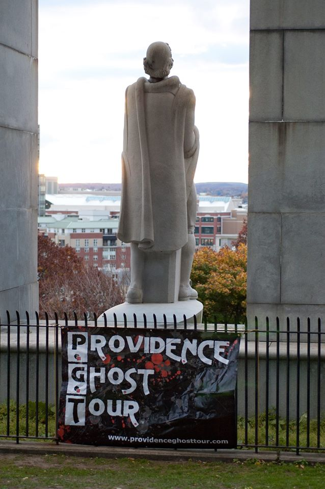1. Providence Ghost Tours