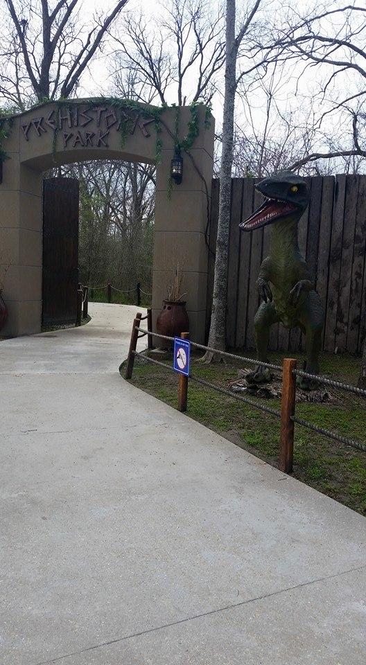 5. Prehistoric Park (Henderson)