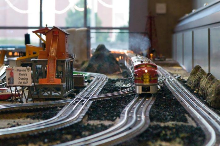 The 21st annual Model Train Festival starts on December 17 and is a must-see for train enthusiasts of all ages.