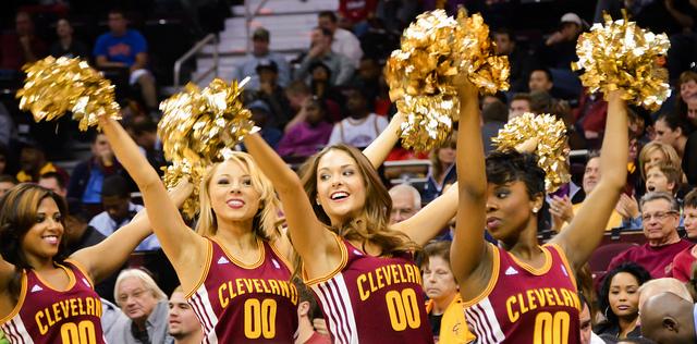 ClevelandCavalier Girls