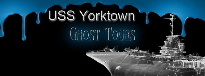 17. USS Yorktown Ghost Tours - Mount PleasantTours nightly with reservations