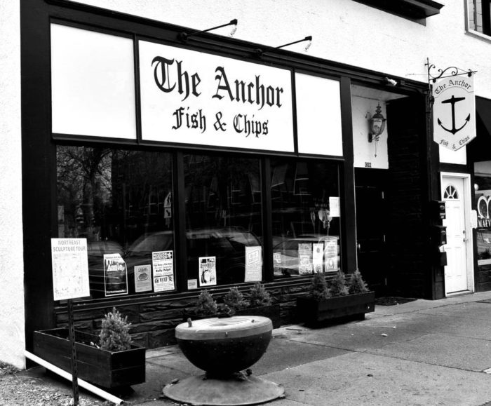 7. The Anchor Fish & Chips, Minneapolis