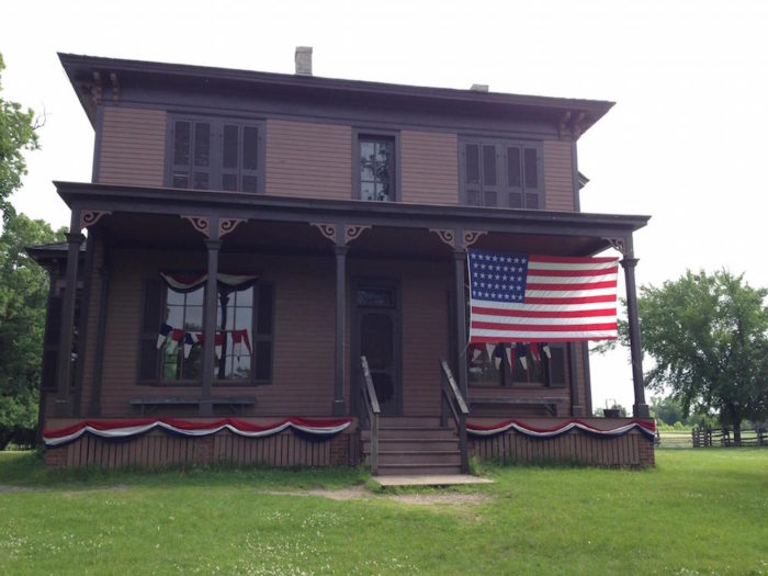 You get to see how a thriving farm operated in the 1860s, just a few years after Minnesota officially became a state.