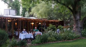There's A Restaurant On This Charming Arizona Farm You'll Want To Visit