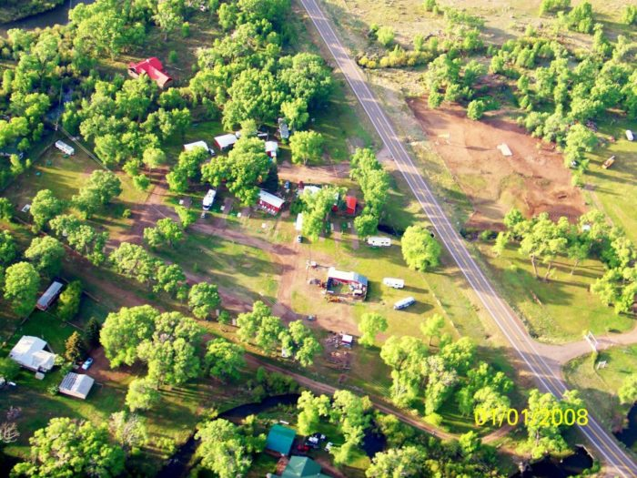 10. Mogote Meadow Cabins & RV Parks (Antonito)
