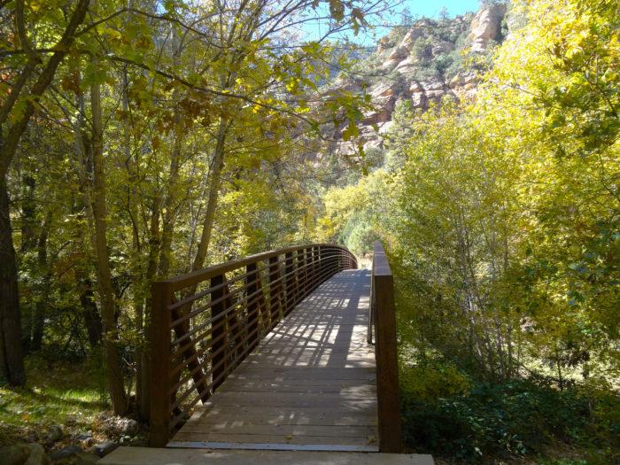 8. West Fork Oak Creek #108 (Oak Creek Canyon)