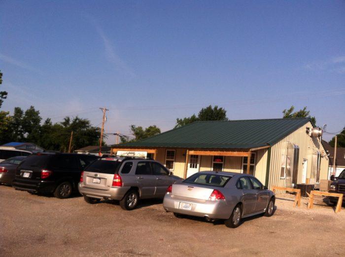 8. Weston's Route 66 Cafe - Baxter City