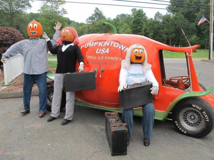 So don't hesitate! The Pumpkinheads are waiting to meet you and help you ring in the autumn season!