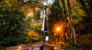 The One Spot In Oregon That's Basically Heaven On Earth