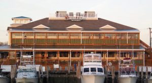 This Restaurant In Delaware Is Located In The Most Unforgettable Setting