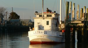 The Quiet Fishing Town In Delaware That Seems Frozen In Time