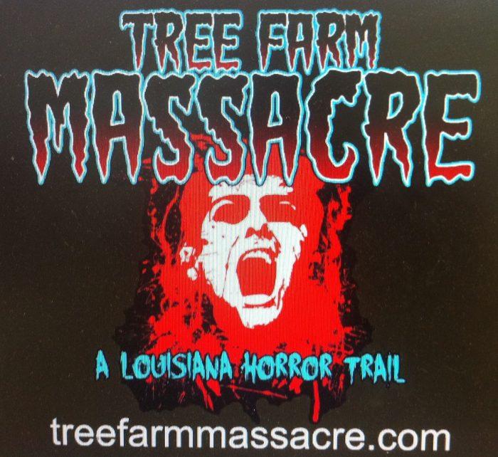3. Tree Farm Massacre, 458 Tree Farm Rd., Leesville