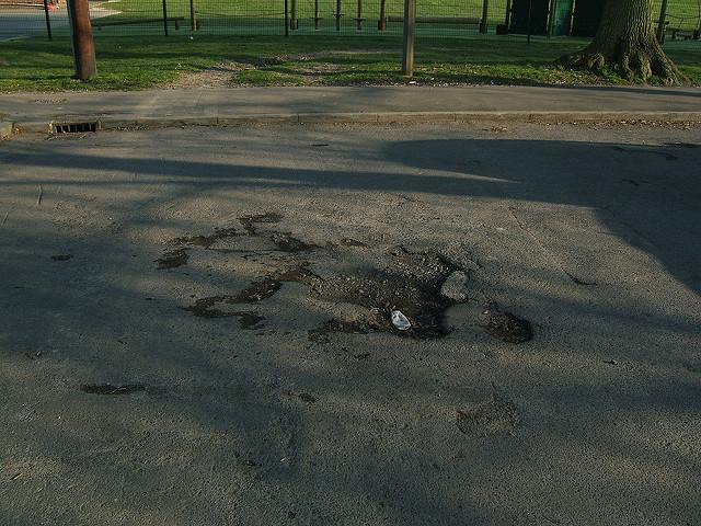 11. Avoid potholes and…