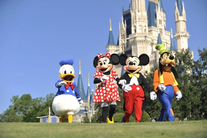2. Go on (and on, and on) about Disney.