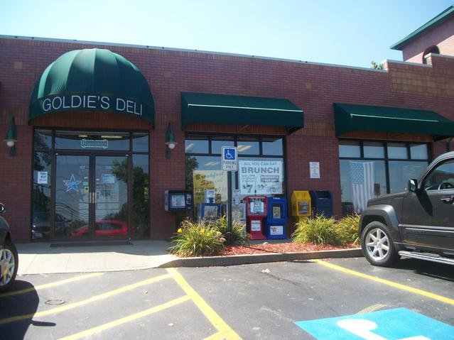 9. Goldie's Deli and Restaurant (Strongsville)