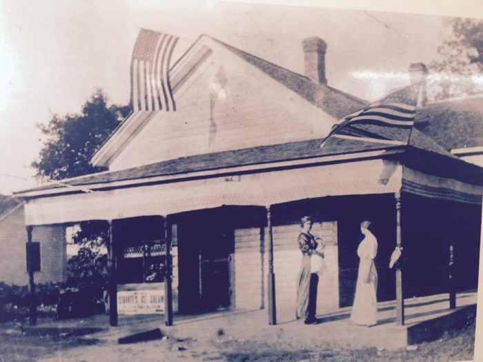 Selma's Ice Cream Parlor opened in 1913.