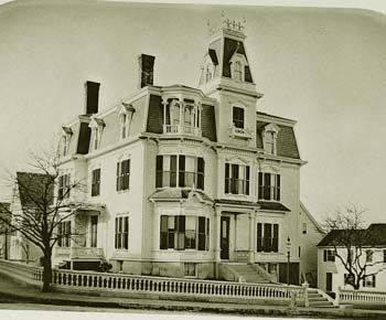 4. SK Pierce Mansion, Gardner