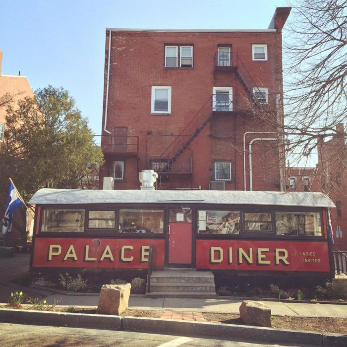 8. The Palace Diner, Biddeford