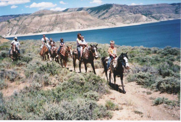 2. Ferro's Blue Mesa Ranch (Gunnison)
