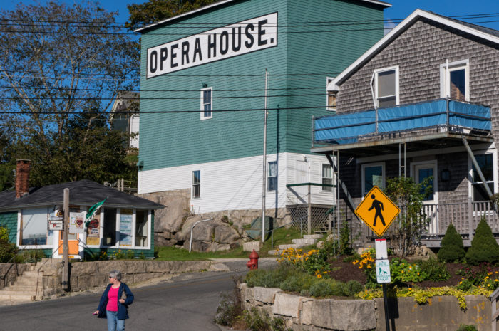 Housed at the Stonington Opera House, you'll find a number of fun things to do.