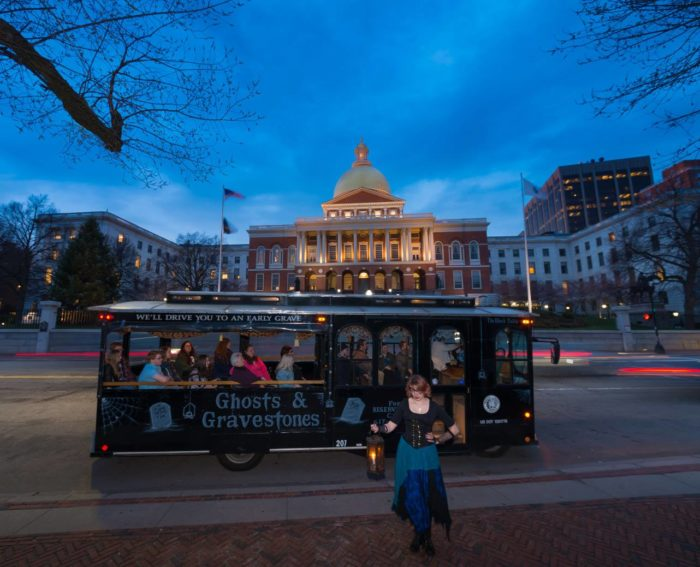 Boston is among the most haunted cities in America, and this tour will pull you into the darker side of this city's past. You never know who (or what) is still lurking in the shadowy corners of familiar places.