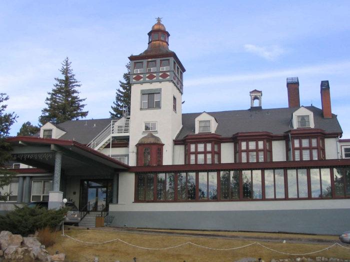 12. The Lodge, 601 Corona Place, Cloudcroft