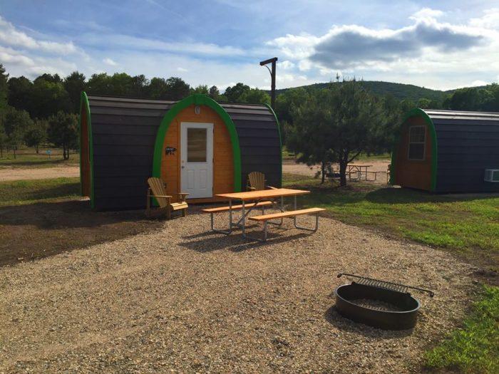 4. Bear Creek Campground at Lake Compounce