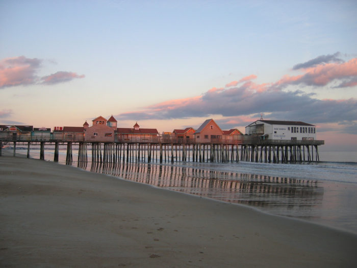 4. Old Orchard Beach