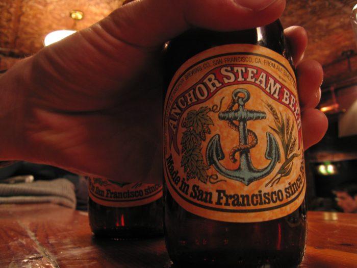 2. Drink Anchor Steam Beer