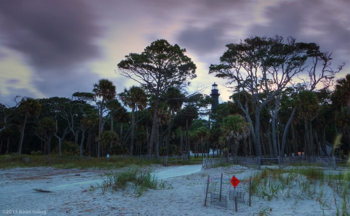 5. Spend the night or weekend at South Carolina's most haunted campground - Hunting Island State Park - Hunting IslandOpen daily, reservations suggested