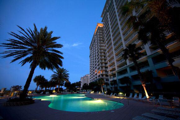 There are over 80 acres of beautiful white sand gulf shore beaches, that is a unique rental company in the area.