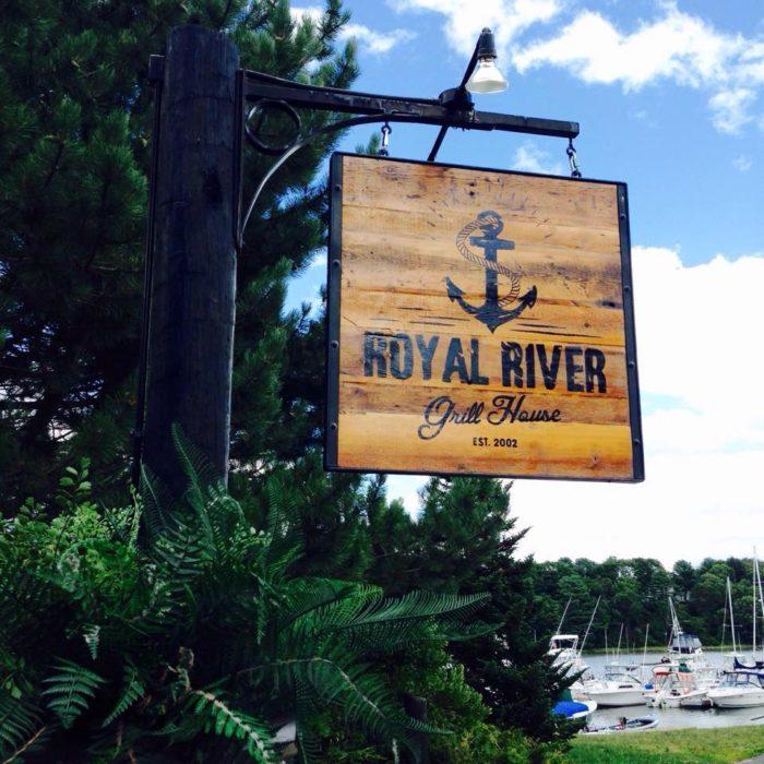 7. Royal River Grill House, Yarmouth