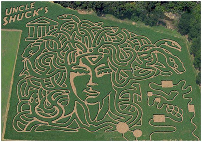 1. Uncle Shucks Pumpkin Patch and Corn Maze— 4520 Highway 53 E, Dawsonville, GA 30534