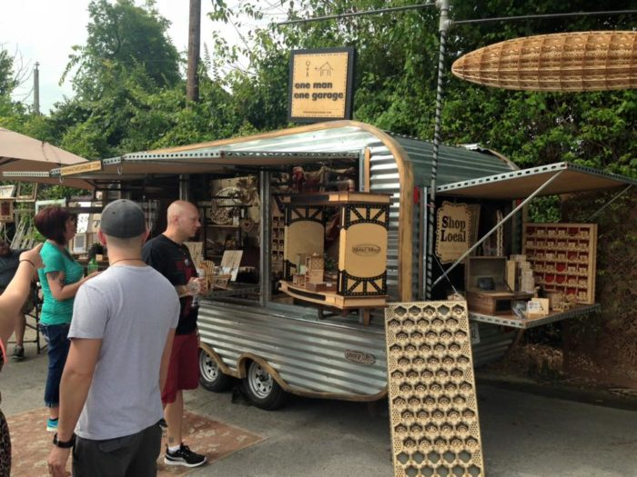 Everyone In Nashville Should Visit This Epic Flea Market At Least Once