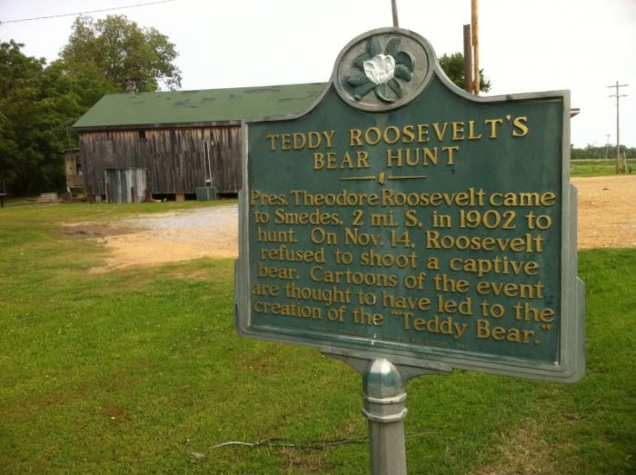 The fact that Teddy Roosevelt refused to shoot a bear while hunting in Mississippi is pretty common knowledge. Visit the site of the infamous hunt today, and you'll find a historical marker documenting the event and…