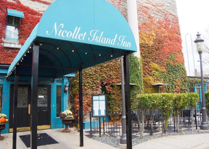 9. Nicollet Island Inn - Minneapolis