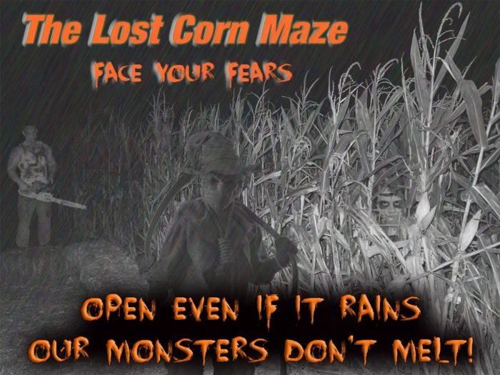 6. Lost Corn Maze by Riverside Entertainment (Siloam Springs)