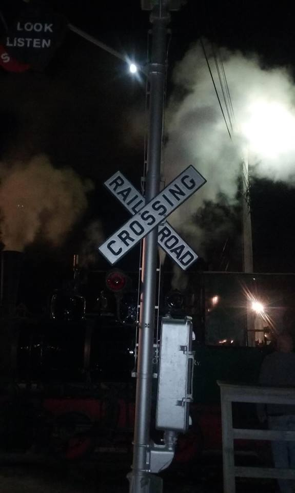 From 5:30pm to 7:30pm, Boothbay Railway Village welcomes the annual Ghost Train!