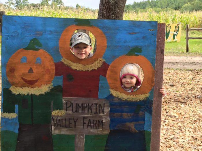 8. Pumpkin Valley Farm, Dayton