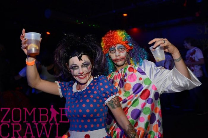 Saturday, October 22nd: Denver Zombie Prom