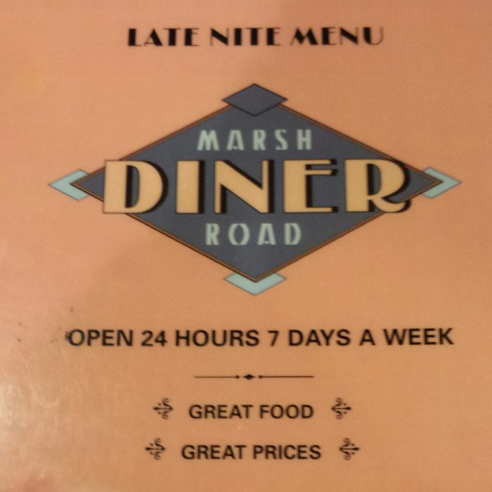 1. 24 Hour Diners