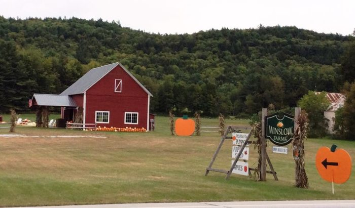 10.  Winslow Farms - Route 7, Pittsford